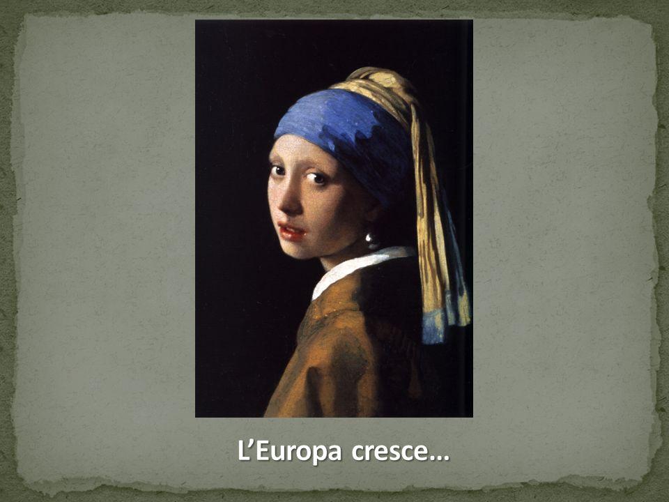 L'Europa cresce…
