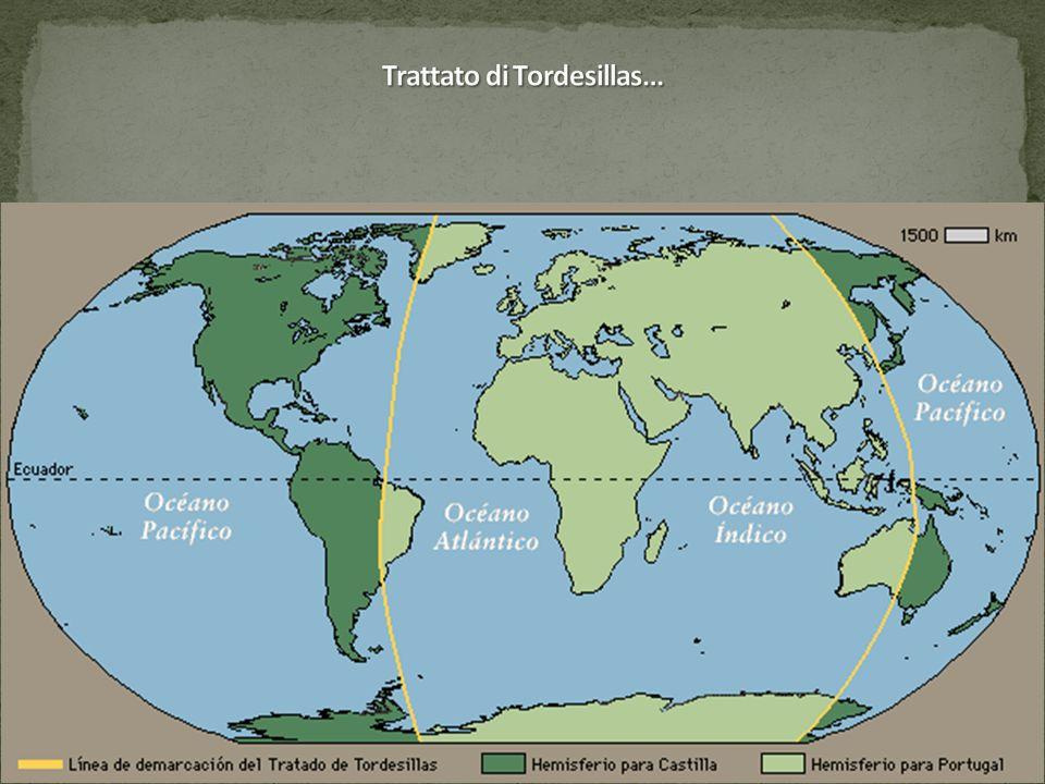 Trattato di Tordesillas…