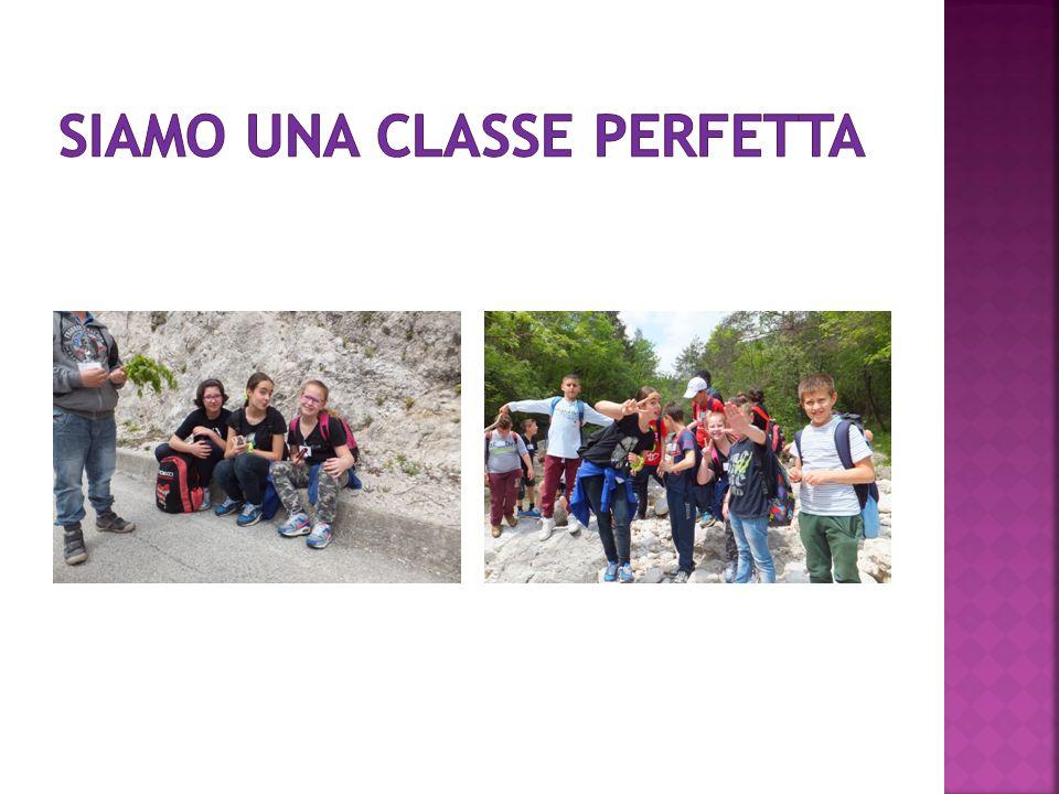 Siamo una classe perfetta