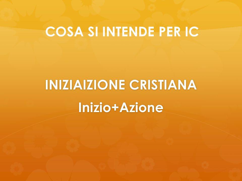 INIZIAIZIONE CRISTIANA