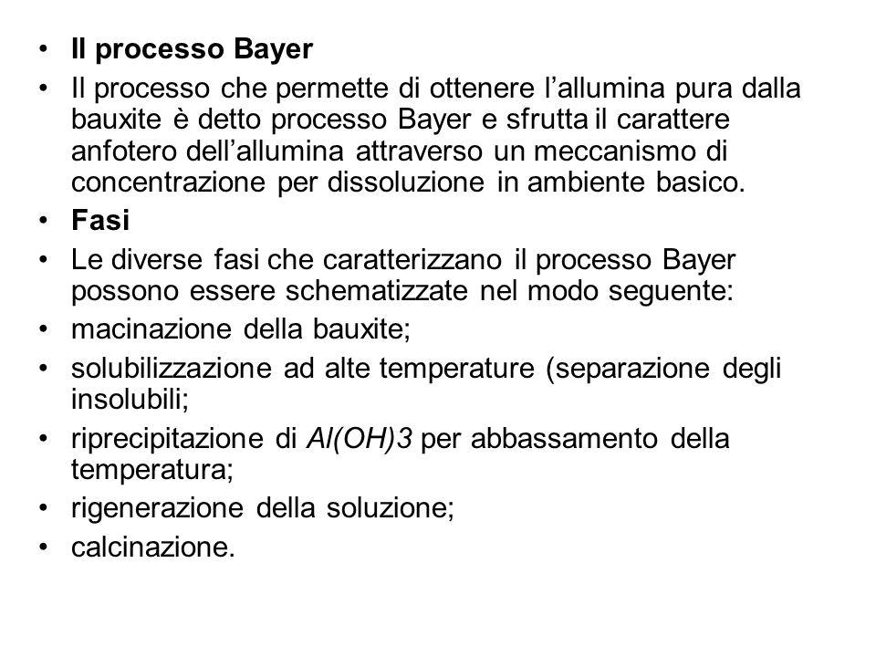 Il processo Bayer