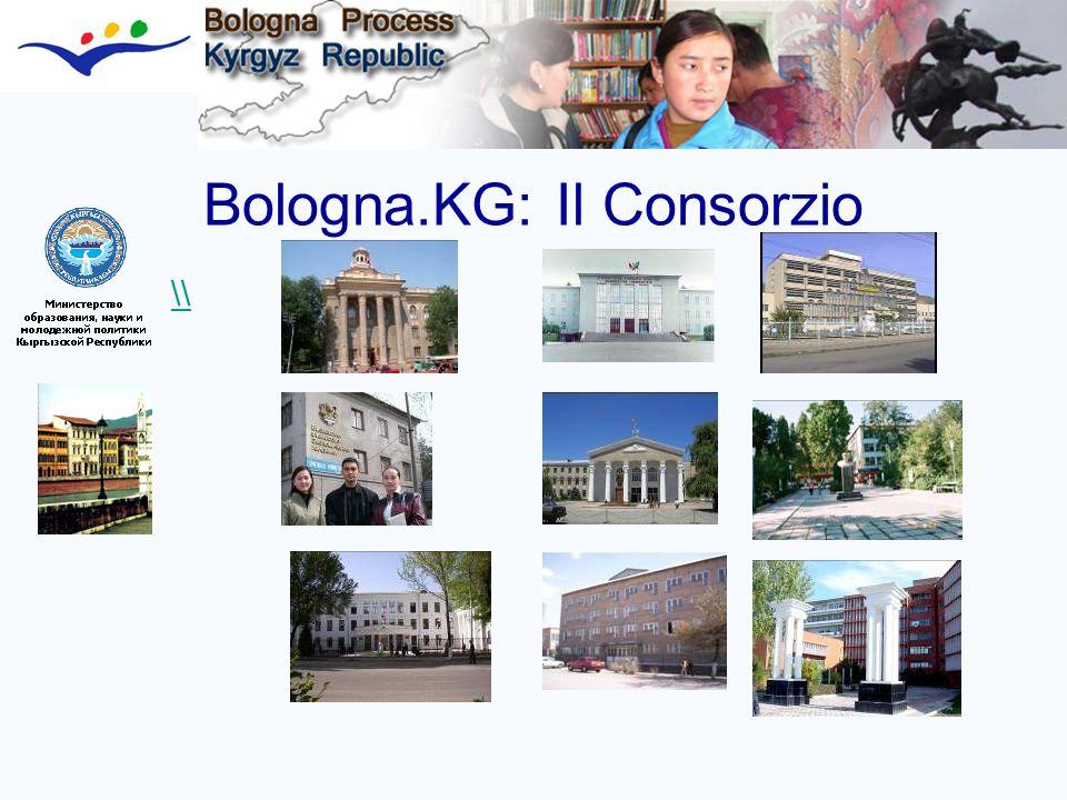 Bologna.KG: Il Consorzio