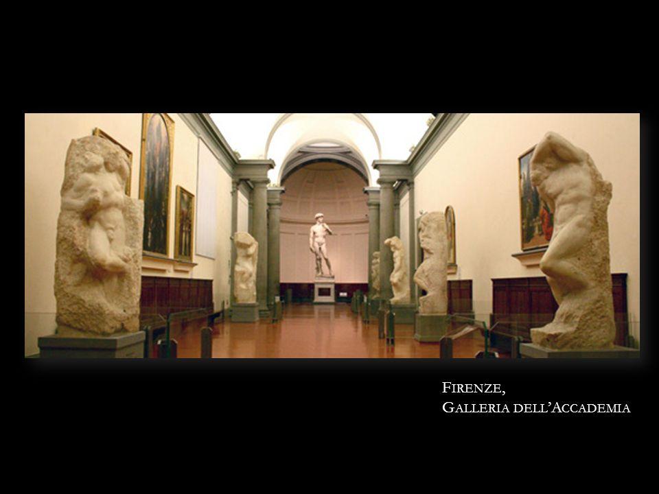Firenze, Galleria dell'Accademia