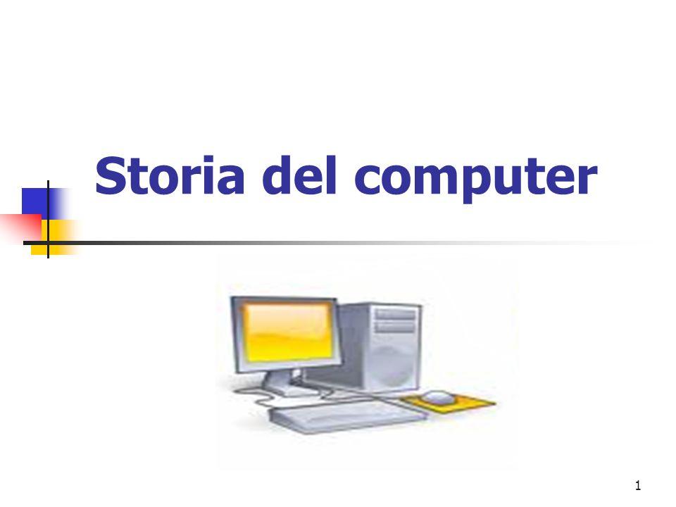 Storia del computer