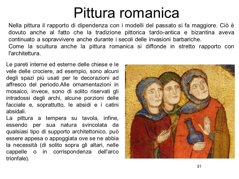 Pittura romanica