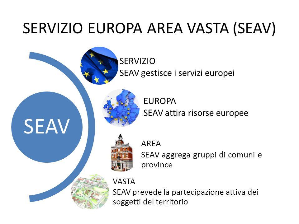SERVIZIO EUROPA AREA VASTA (SEAV)