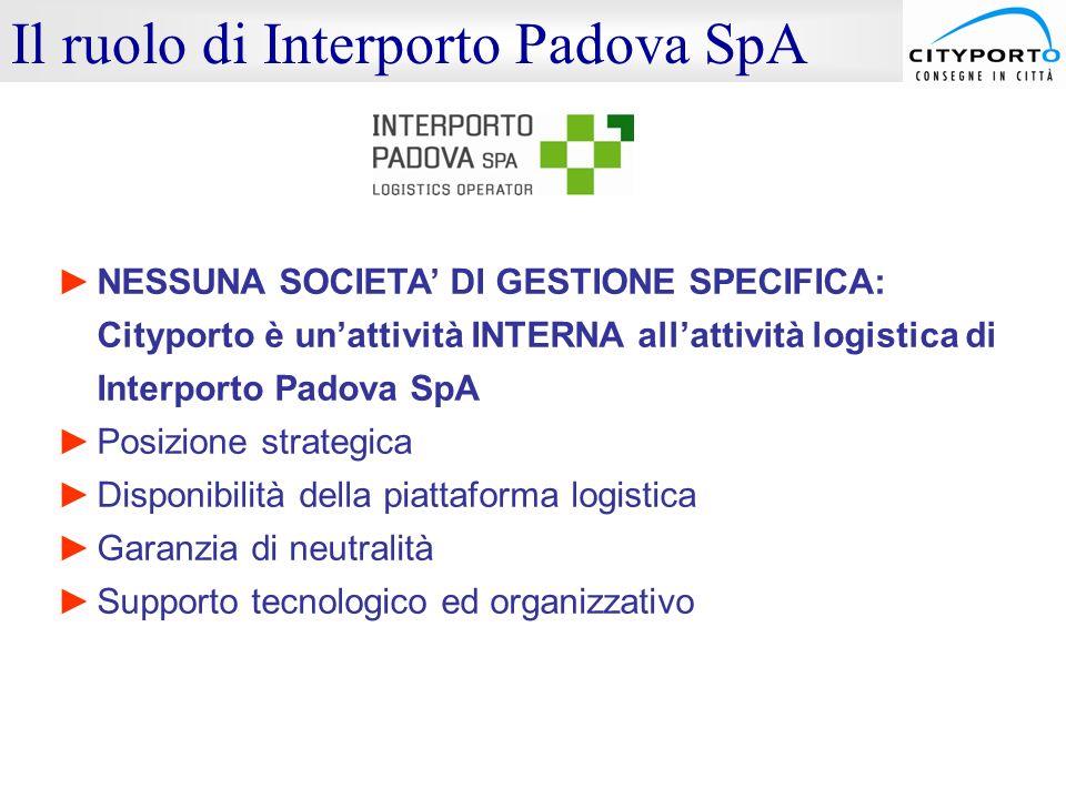 Il ruolo di Interporto Padova SpA