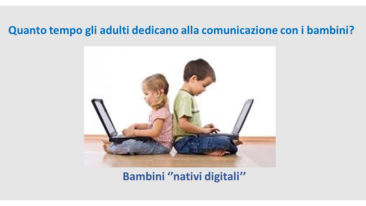 Video Raffaele Morelli «Bambini e tecnologia»