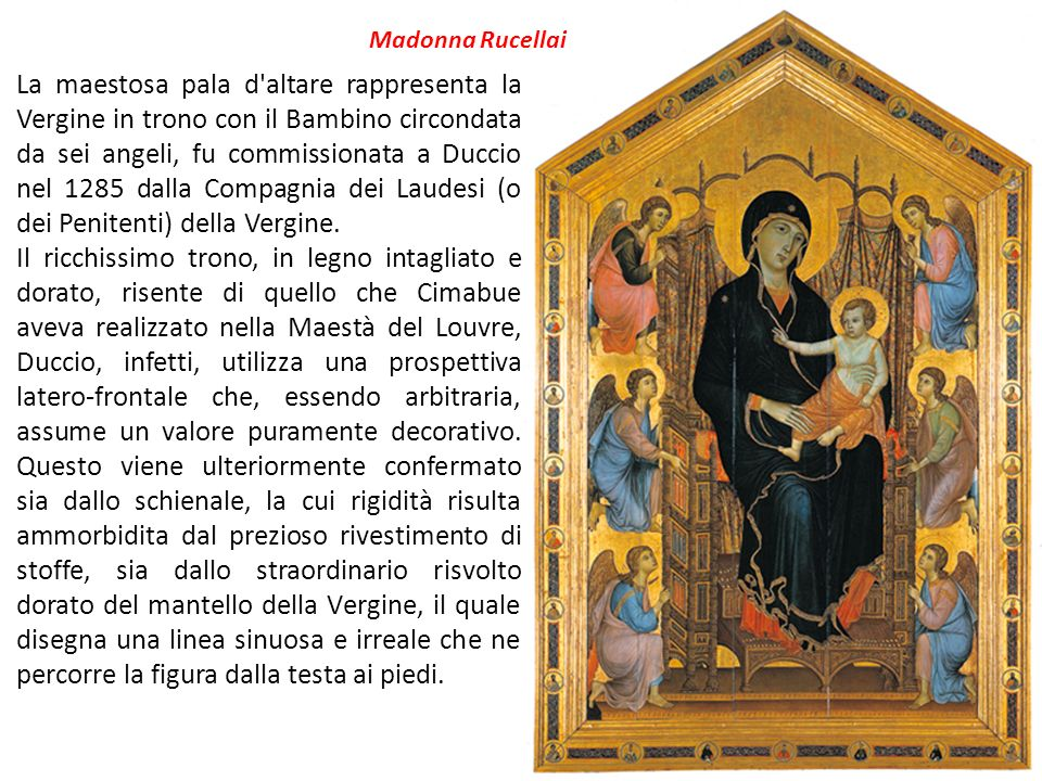 Madonna Rucellai