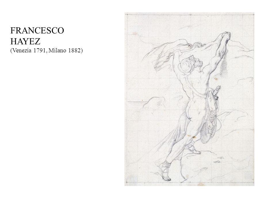 FRANCESCO HAYEZ (Venezia 1791, Milano 1882)