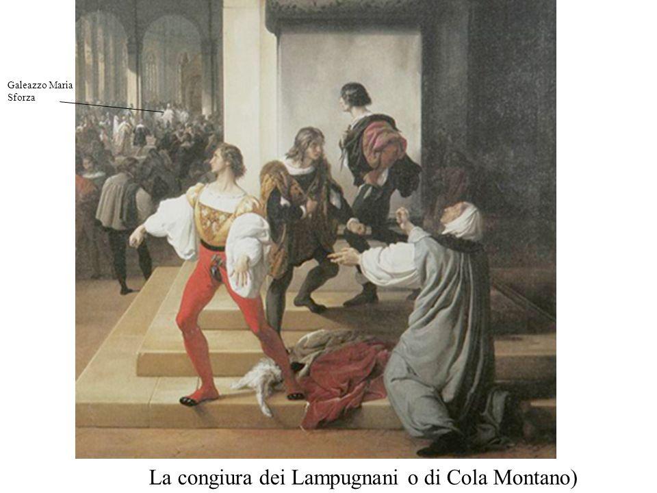 La congiura dei Lampugnani o di Cola Montano)