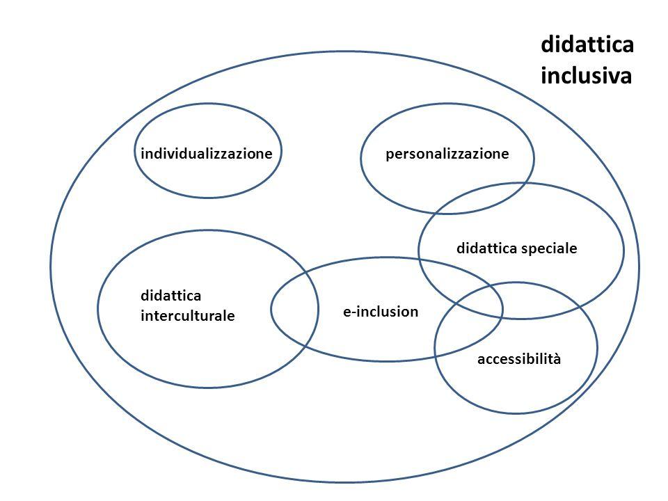 didattica inclusiva individualizzazione personalizzazione