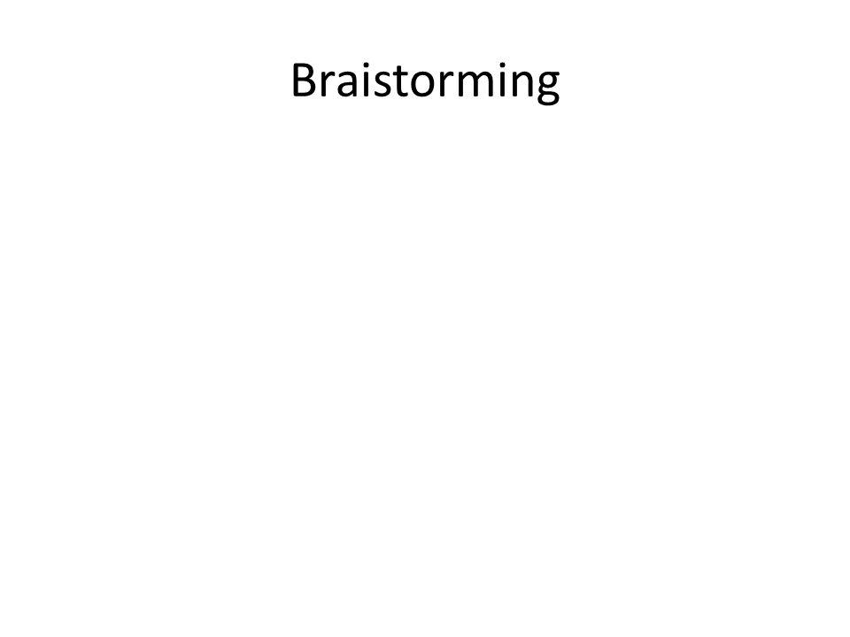 Braistorming