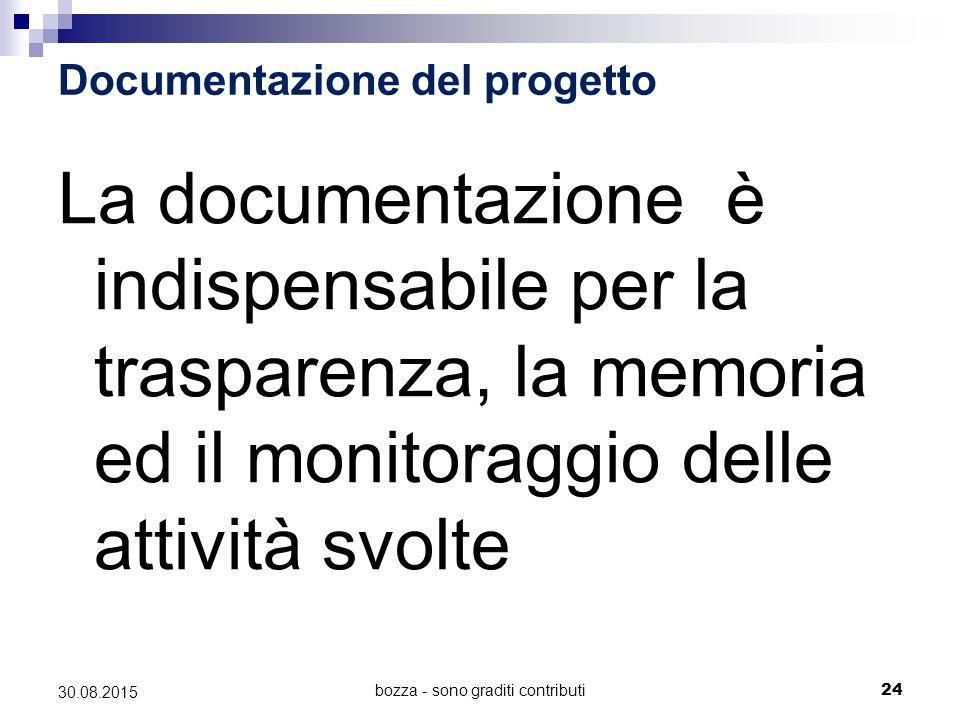 Documentazione del progetto
