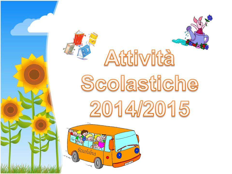 Attività Scolastiche 2014/2015