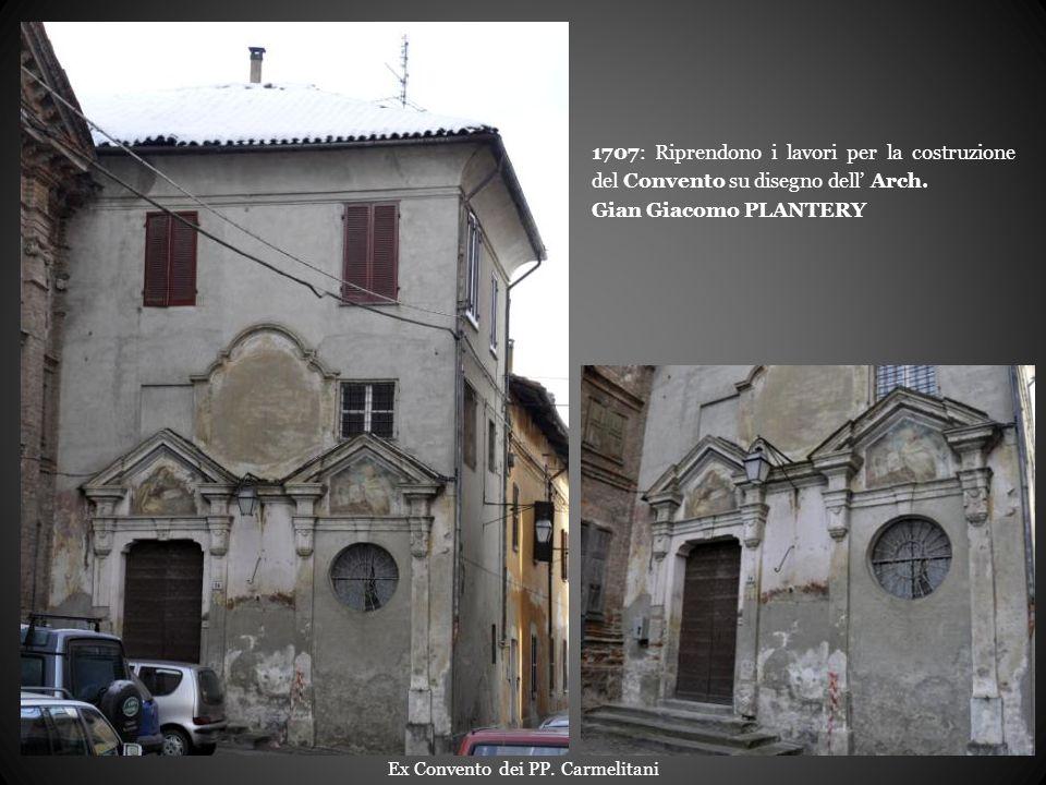 Ex Convento dei PP. Carmelitani