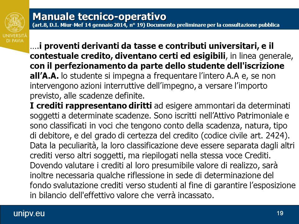 Manuale tecnico-operativo