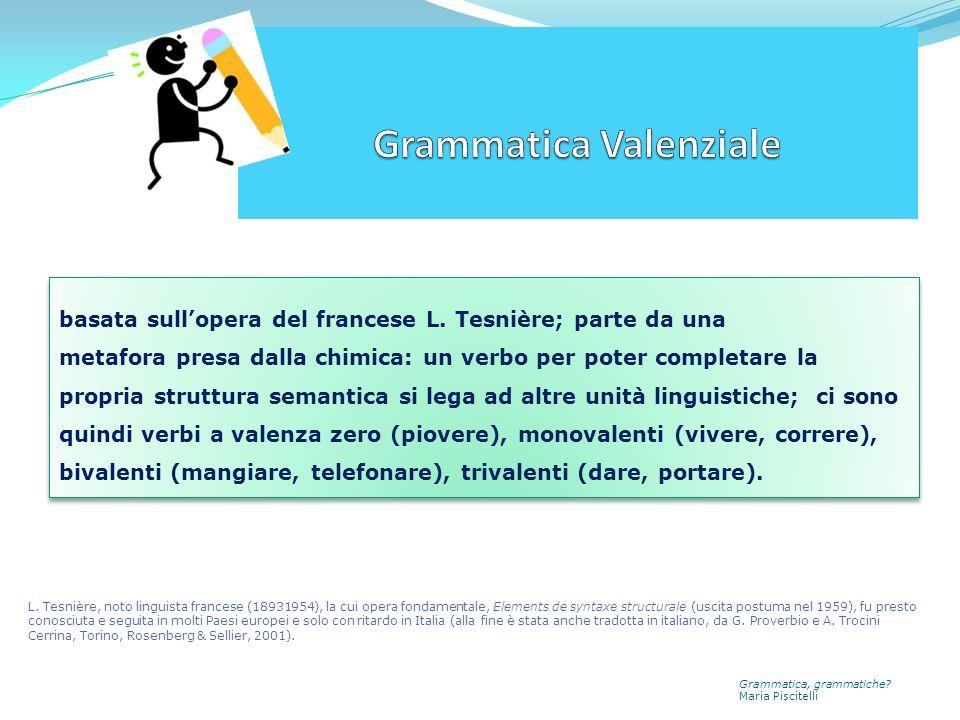 Grammatica Valenziale