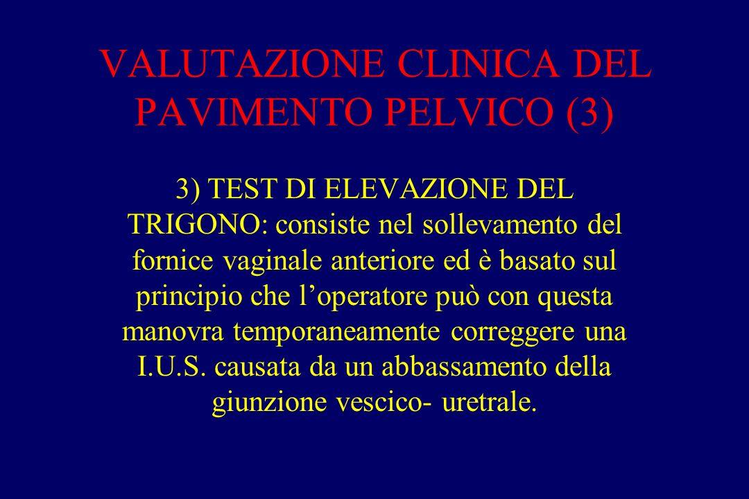 VALUTAZIONE CLINICA DEL PAVIMENTO PELVICO (3)