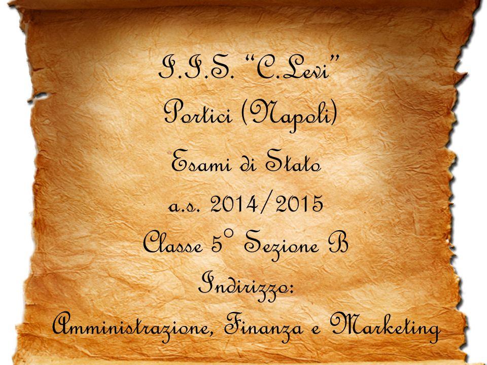 I.I.S. C.Levi Portici (Napoli)
