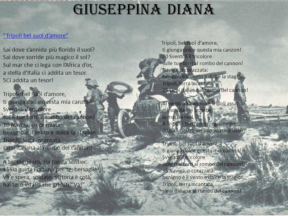 GIUSEPPINA DIANA