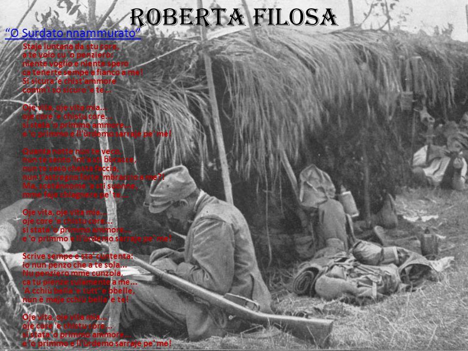 Roberta Filosa O Surdato nnammurato