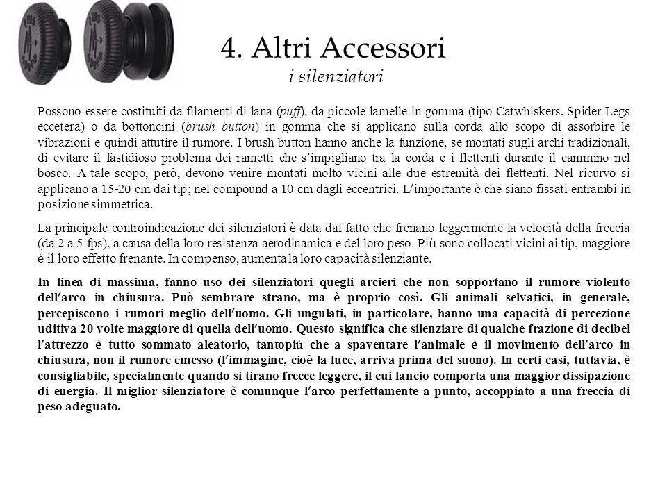 4. Altri Accessori i silenziatori