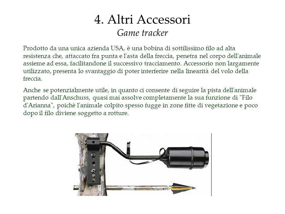 4. Altri Accessori Game tracker