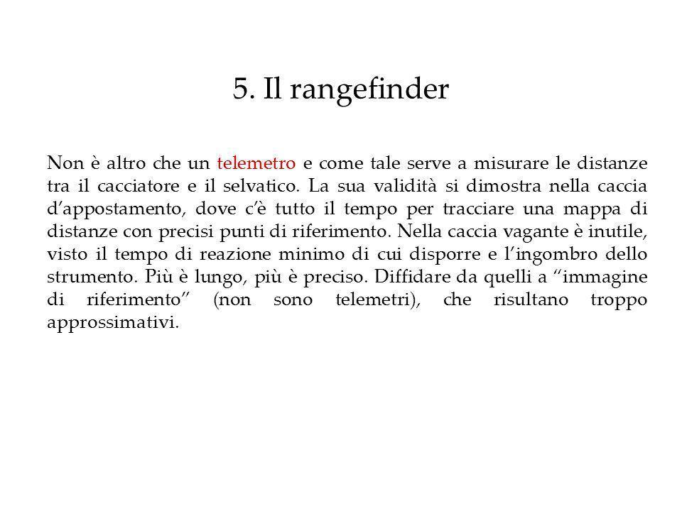 5. Il rangefinder