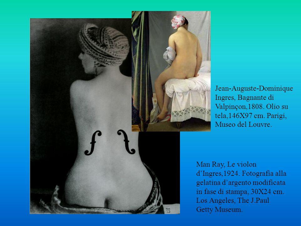 Jean-Auguste-Dominique Ingres, Bagnante di Valpinçon,1808