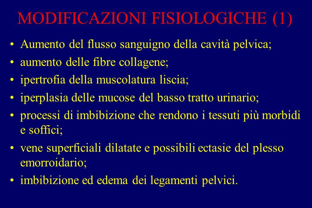 MODIFICAZIONI FISIOLOGICHE (1)