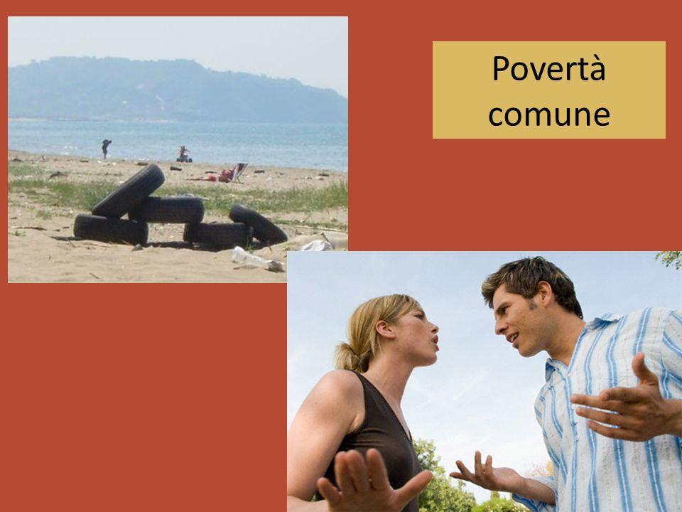 Povertà comune