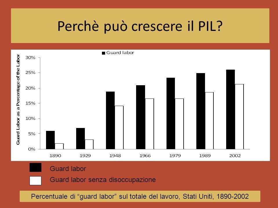 Perchè può crescere il PIL