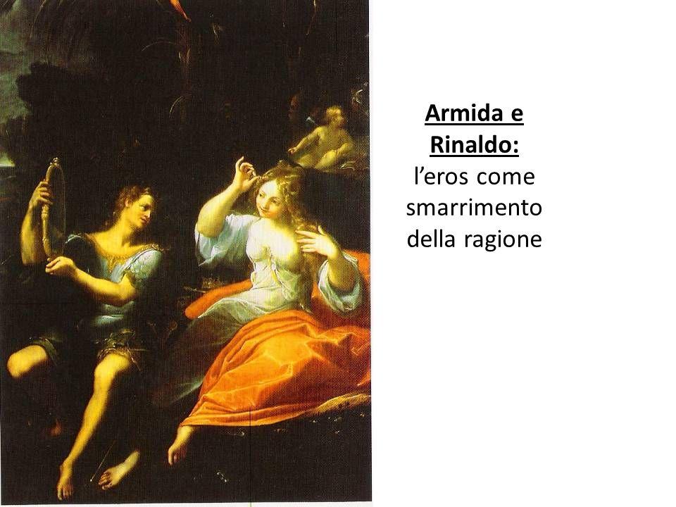 Armida e Rinaldo: l'eros come smarrimento della ragione