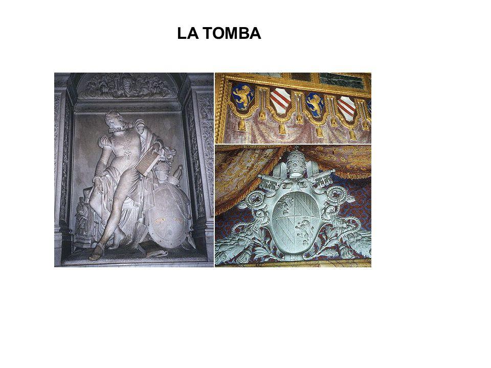 LA TOMBA