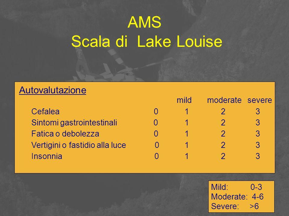 AMS Scala di Lake Louise
