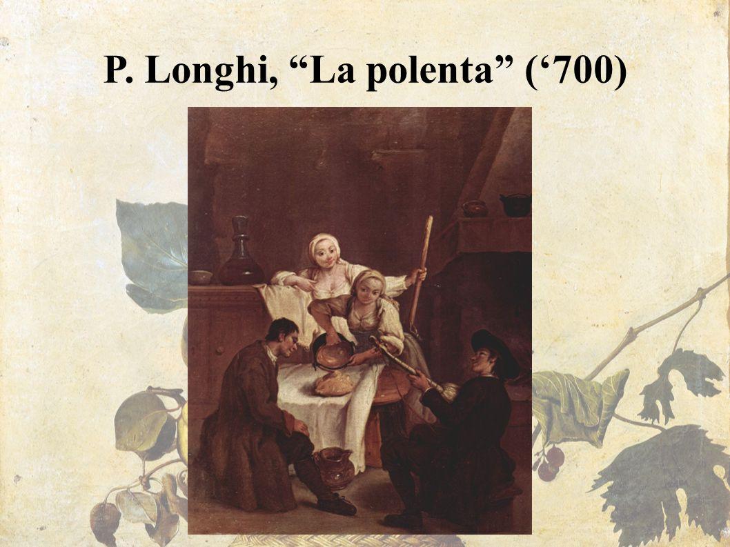 P. Longhi, La polenta ('700)