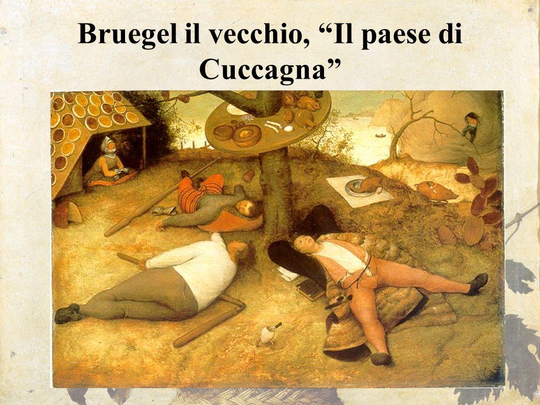 Bruegel il vecchio, Il paese di Cuccagna