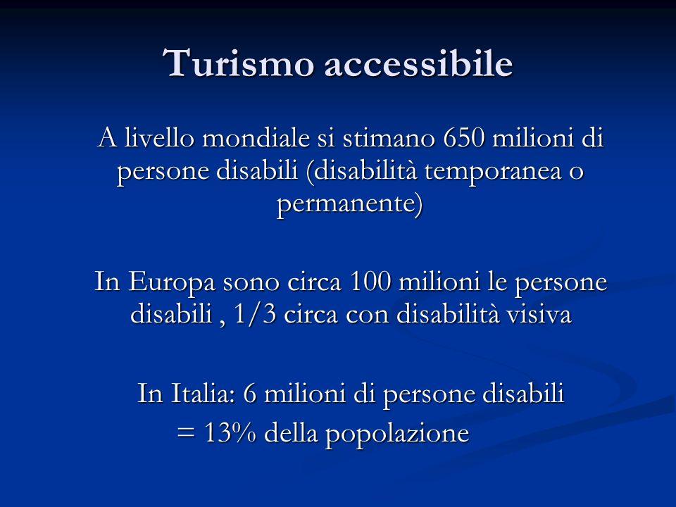 In Italia: 6 milioni di persone disabili