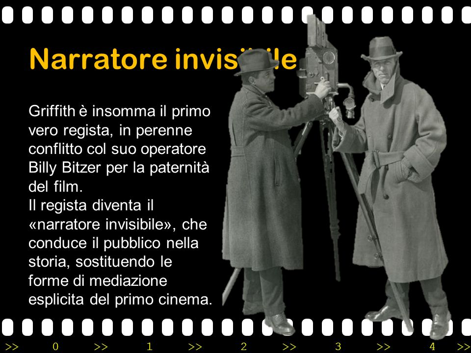 Narratore invisibile