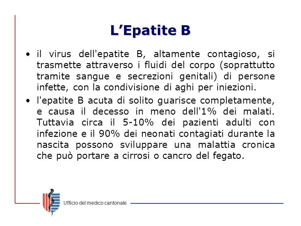 L'Epatite B