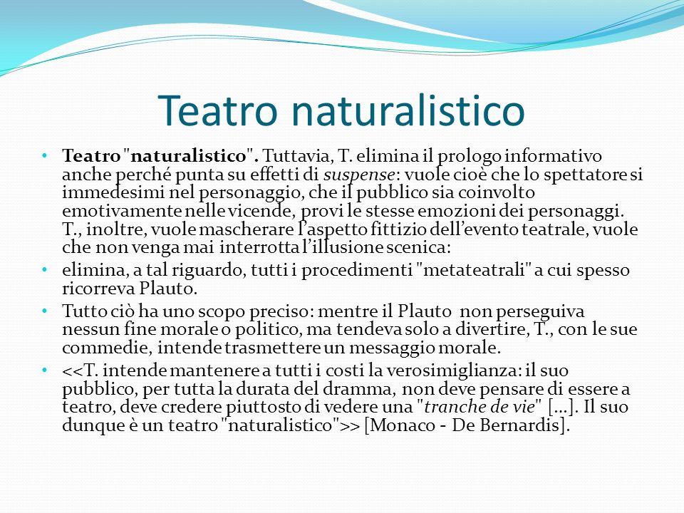 Teatro naturalistico