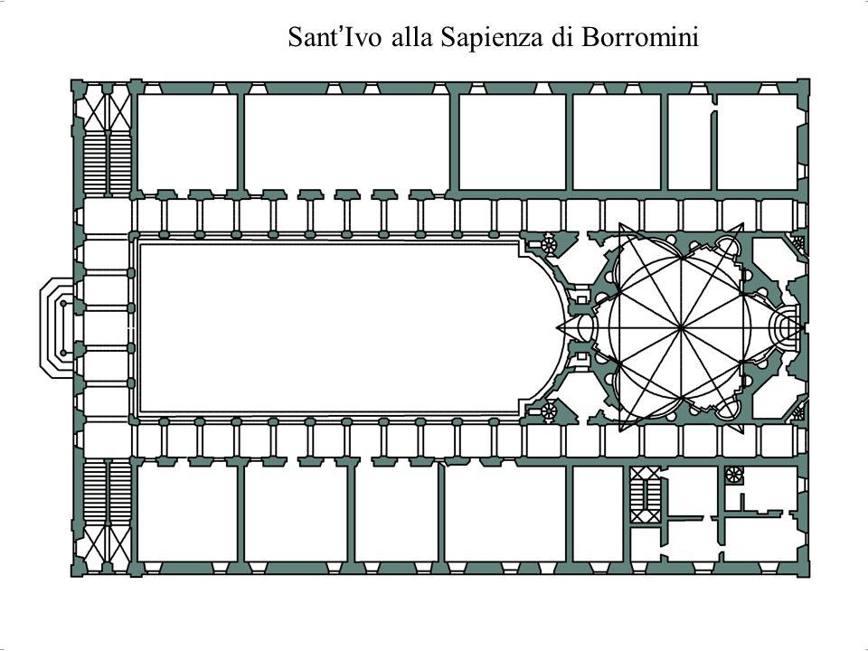 Sant'Ivo alla Sapienza di Borromini