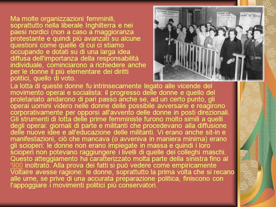 Questione femminile fin dall 39 antichit il ruolo delle for Disegni del mazzo sul basamento degli scioperi
