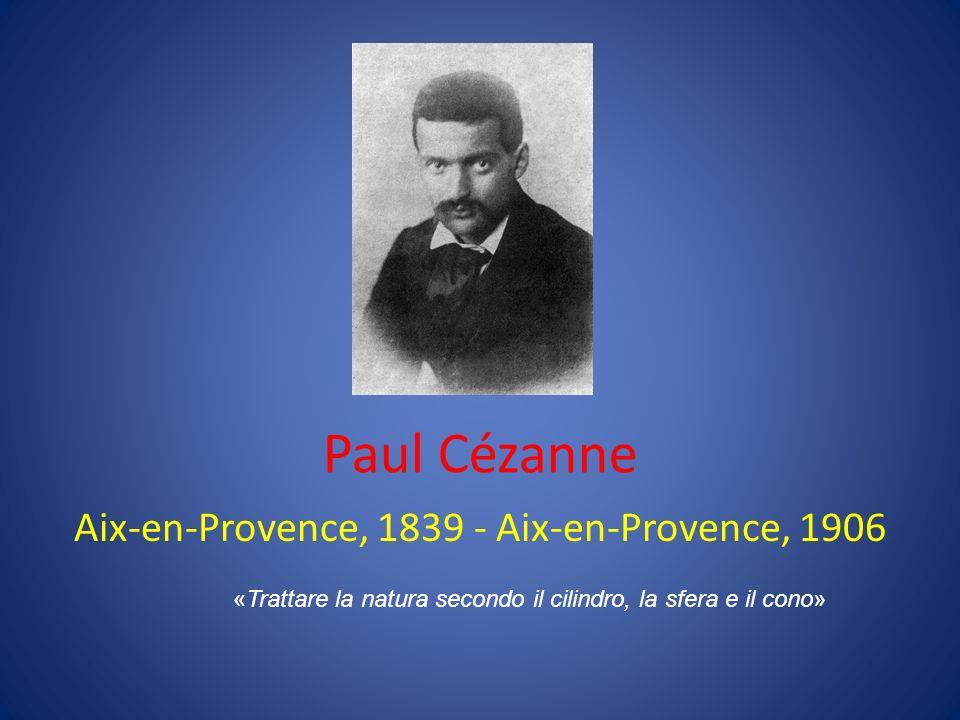 Aix-en-Provence, 1839 - Aix-en-Provence, 1906