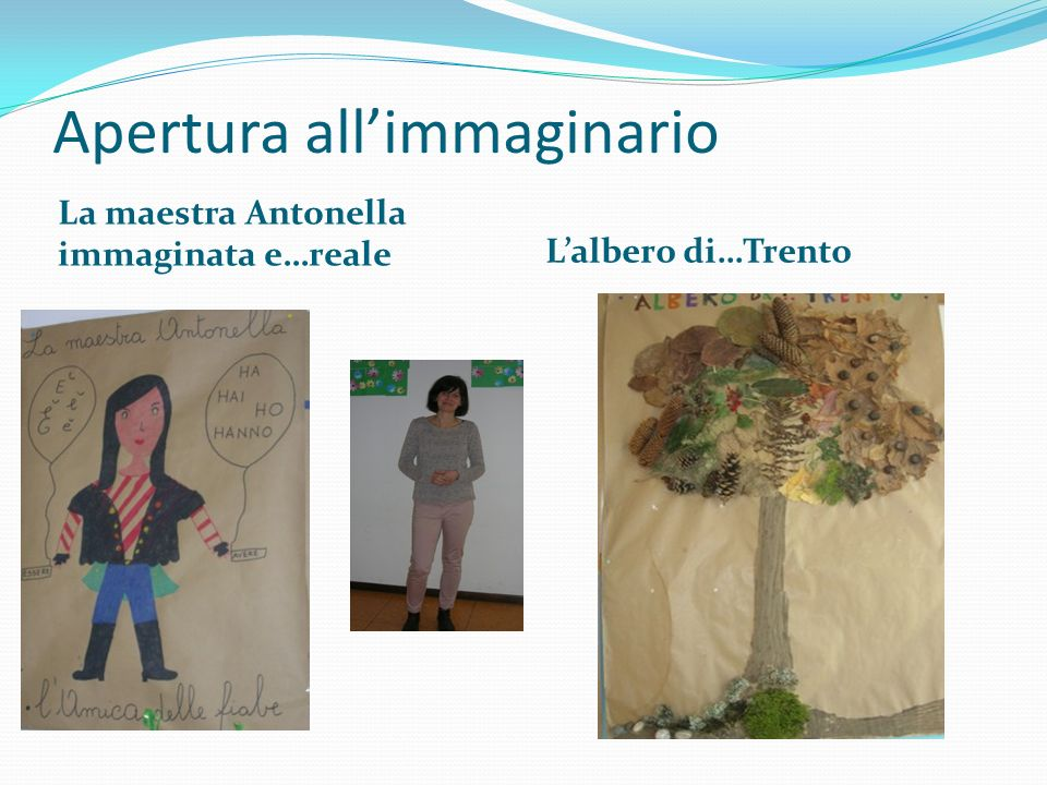 Apertura all'immaginario