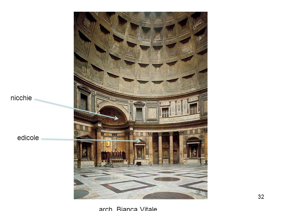 nicchie edicole arch. Bianca Vitale