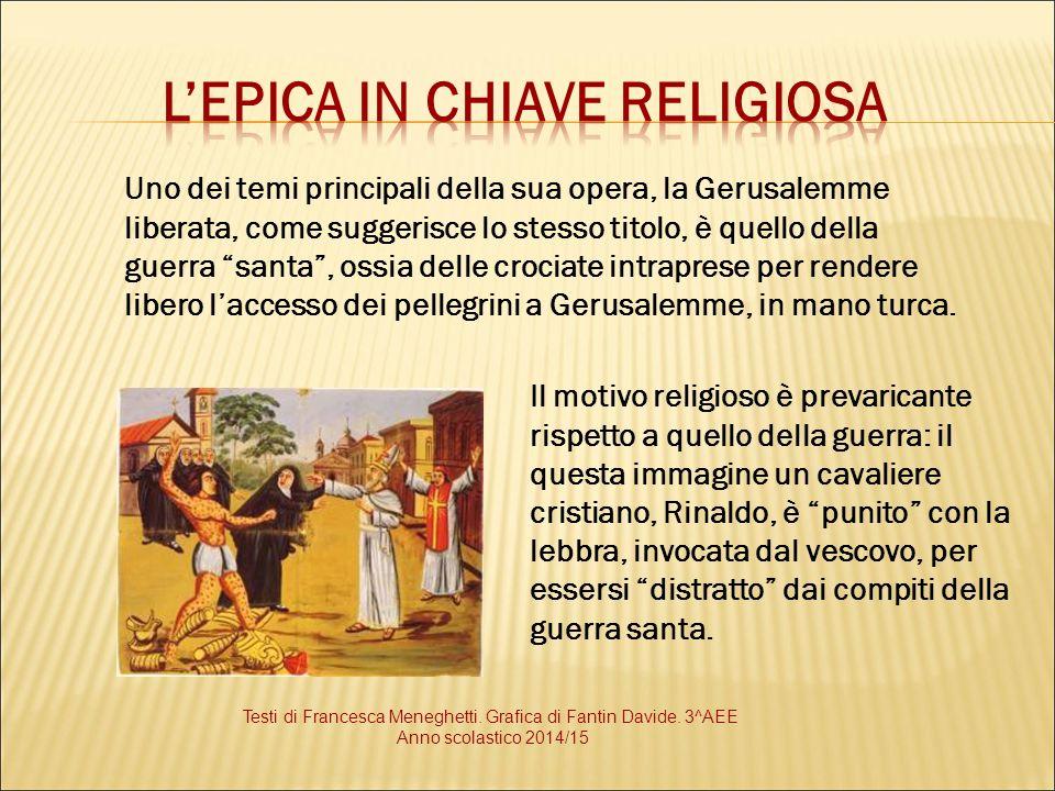 L'epica in chiave religiosa