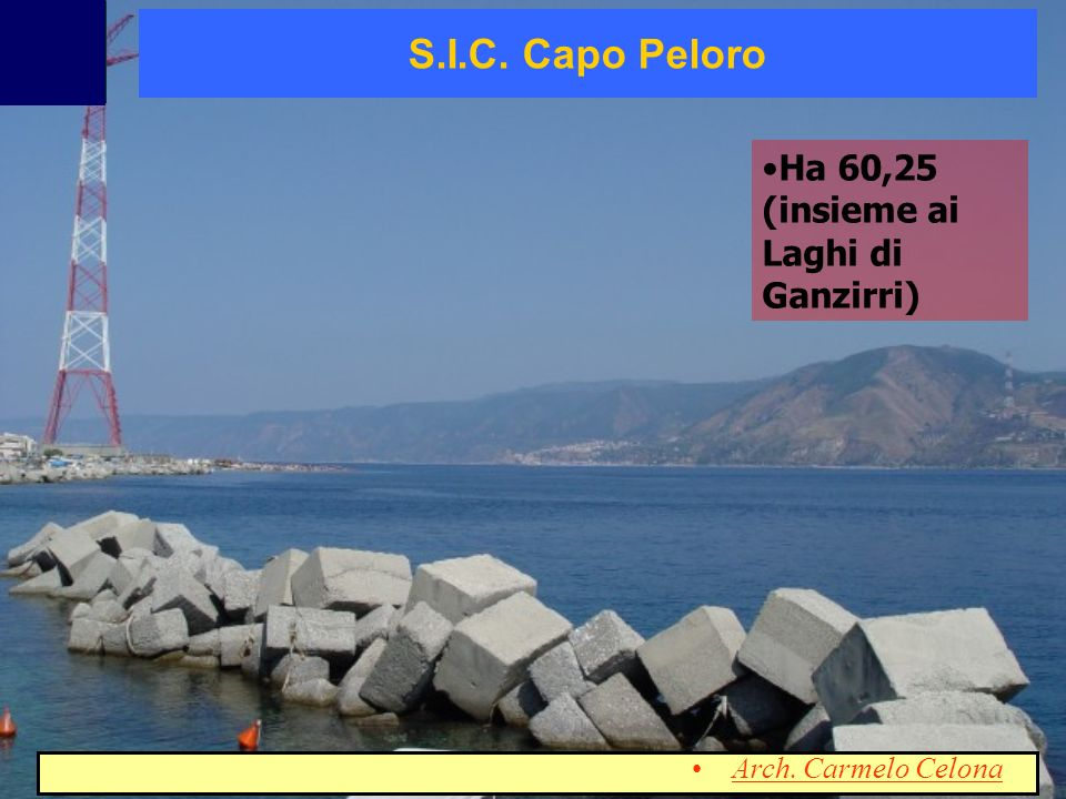 S.I.C. Capo Peloro Ha 60,25 (insieme ai Laghi di Ganzirri)
