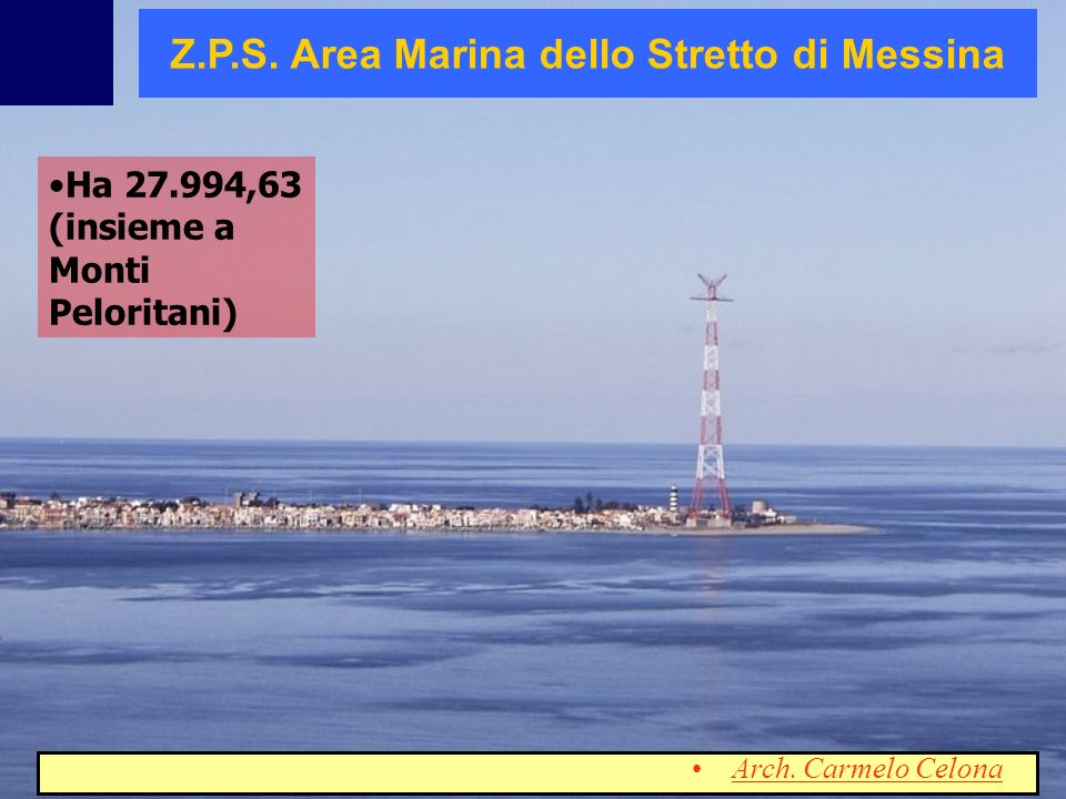 Z.P.S. Area Marina dello Stretto di Messina